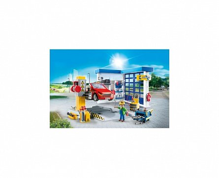 Playmobil-Service auto