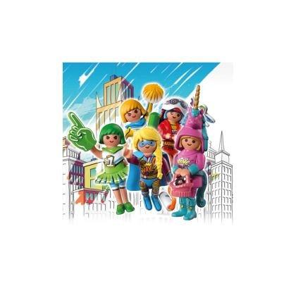 Playmobil-Lumea comica,Pachet surpriza,7ani+