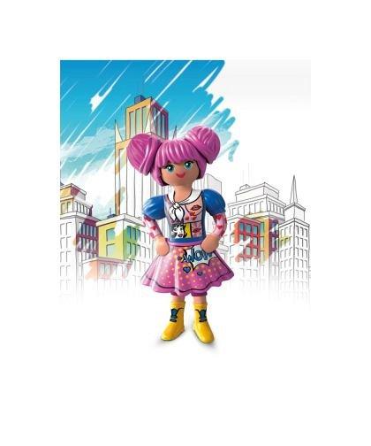 Playmobil-Lumea comica,Rosalee,7ani+