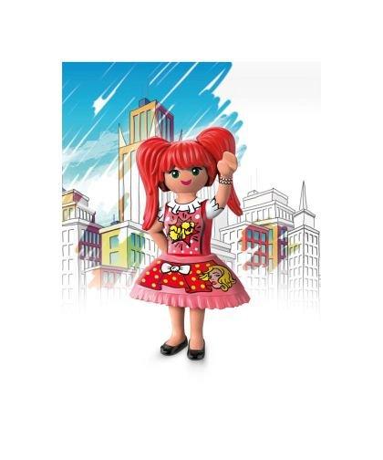 Playmobil-Lumea comica,Starleen,7ani+