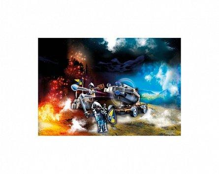 Playmobil-Balista cavalerilor Novelmore,8ani+