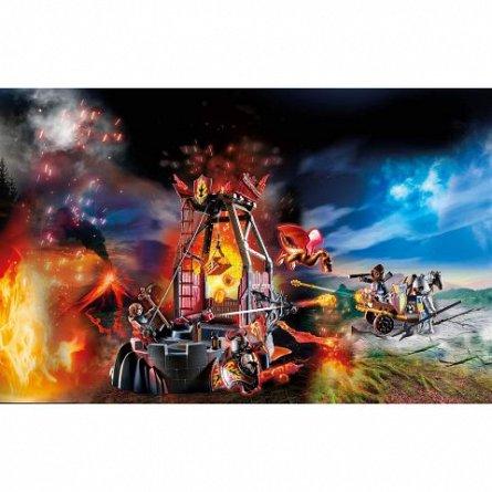 Playmobil-Banditi Burnham si mina de lava,8ani+
