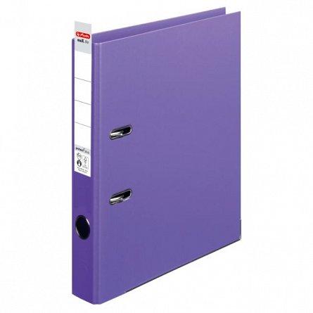Biblioraft A4, 50 mm, Herlitz, violet