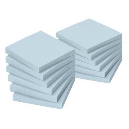 Notite adezive Info Notes,50x40mm,100file,albastra