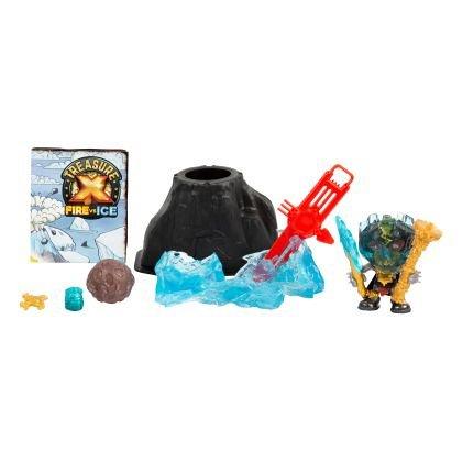 Treasure X,Figurina surpriza,Foc vs Gheata,pachet,S4,5ani+