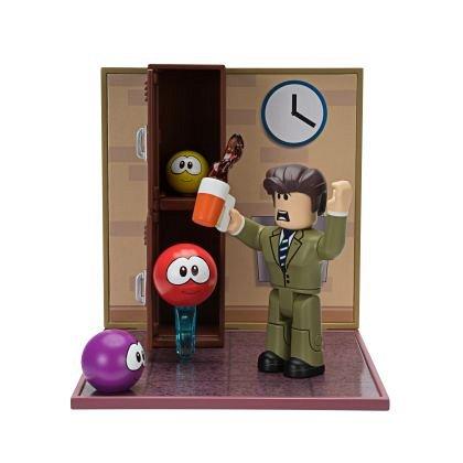 Figurina Roblox,Meepcity,Principal panic,set joaca,S6,6ani+