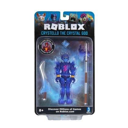 Figurina Roblox,Crystello,The crystal good,figurina imagination,S7,6ani+