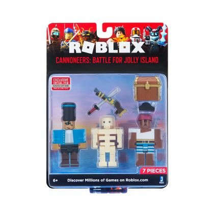 Figurina Roblox,Cannoneers,Battle for Jollyisland,2 figurine,S4,6ani+