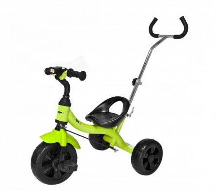 Tricicleta Sportmann, Egaleco, verde