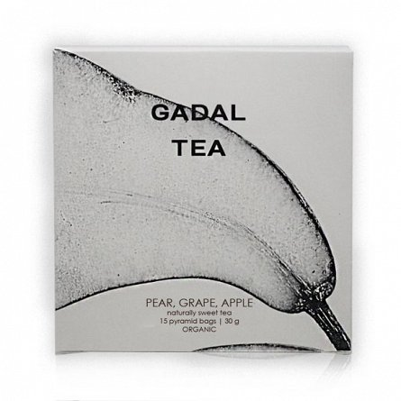Ceai dulce (para, strugure, mar) -15 piramide
