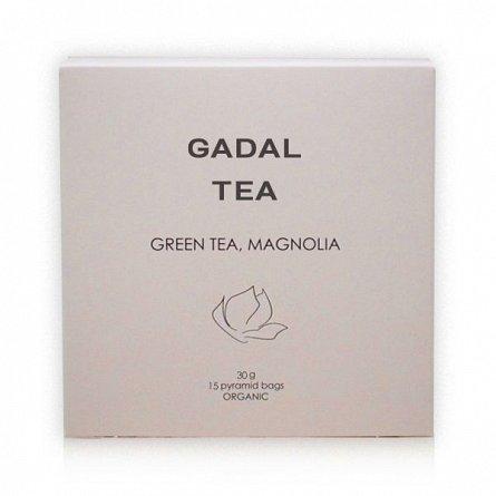 Ceai verde, magnolie, 15 piramide