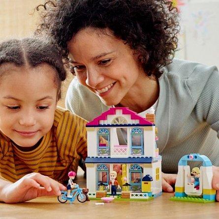 LEGO Friends - Casa lui Stephanie 41398