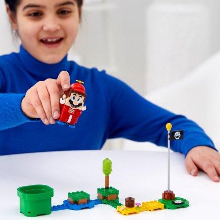 LEGO Super Mario - Costum de puteri: Zbor 71371