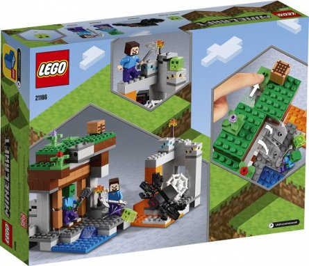 LEGO Minecraft - tbd-Minecraft-3-2021 21166