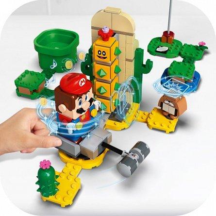 LEGO Super Mario - Set de extindere Desert Pokey  71363