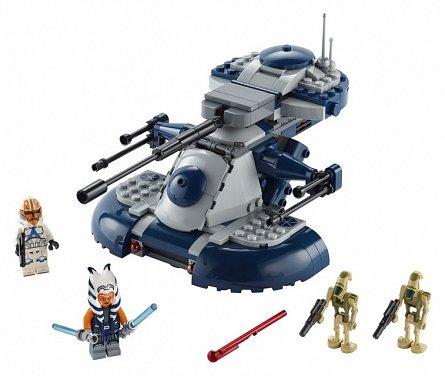 LEGO Star Wars - Tanc blindat de asalt (AAT) 75283
