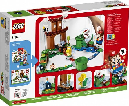 LEGO Super Mario - Set de extindere Fortareata 71362