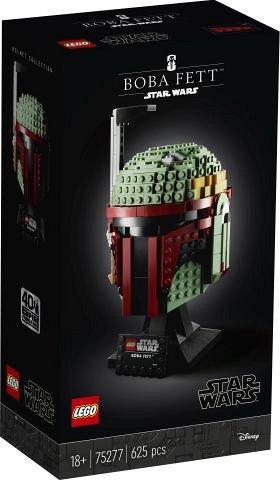 LEGO Star Wars - Casca lui Boba Fett 75277
