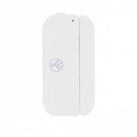 Senzor usa si fereastra smart Tellur WiFi, AAA, alb