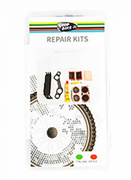 Kit reparare roata bicicleta, Fix