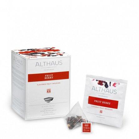 Ceai infuzie fructe de padure, Fruit Berries, 15x2.75g