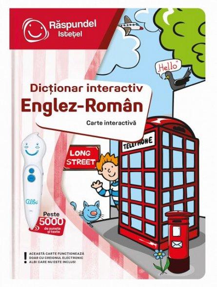 Raspundel Istetel-Dictionar roman-englez