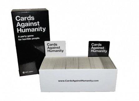Joc Cards Against Humanity 2.0, limba engleza, 17 ani+