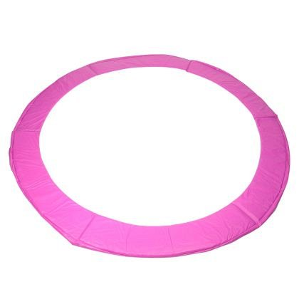 Protectie arcuri pentru trambulina, inSPORTline Lily, roz, 183cm