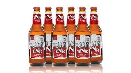 TNR, Bere craft, blonda nepasteurizata, 6 sticle, 4.5%alcool, 500 ml