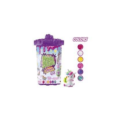 Craze Magic Slime, Slime Magic XXL, cu surpriza, Unicorn, 3 ani+