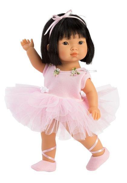 Papusa Llorens,28cm,Lu balerina,3ani+