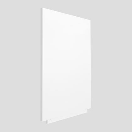 Tabla magnetica Rocada, 150 x 100 cm, alba, fara rama
