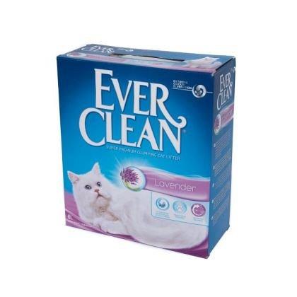 Nisip litiera, Ever Clean, Lavender, 10L