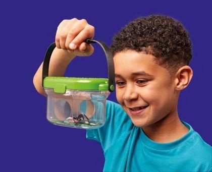 Observatorul pentru insecte, Brainstorm, 6 ani+