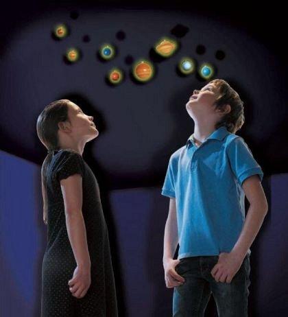 Sistem solar fosforescent, Brainstorm, 6 ani+