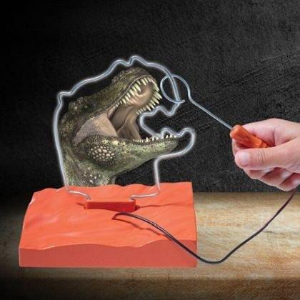Joc STEM - Dinozaurul fioros, Brainstorm, 5 ani+
