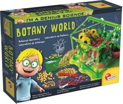 Experimentele micului geniu - Gradina Botanica, Lisciani, 7 ani+