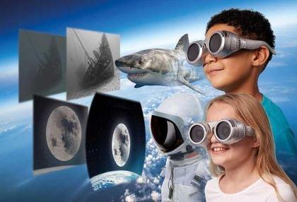 Set STEM - Descopera lumea prin alti ochi, Brainstorm, 6 ani+