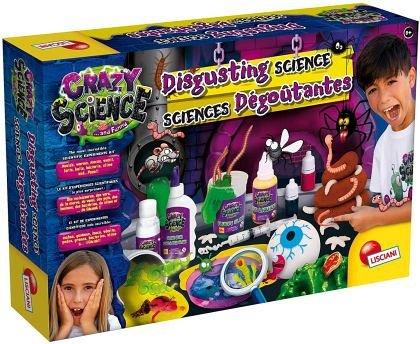Experimente geniale - Super laboratorul, Lisciani, 8 ani+