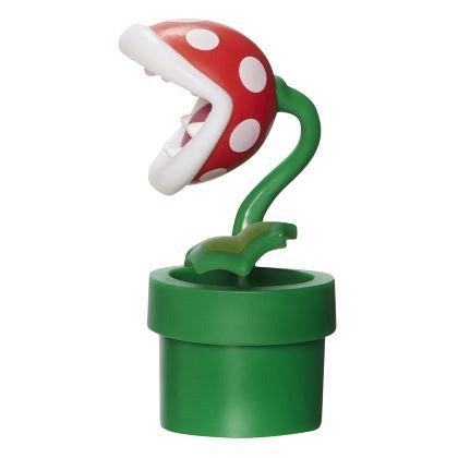 Figurina Mario Nintendo, 6 cm, Piranha Plant