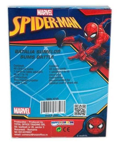 Joc Spiderman, adunari
