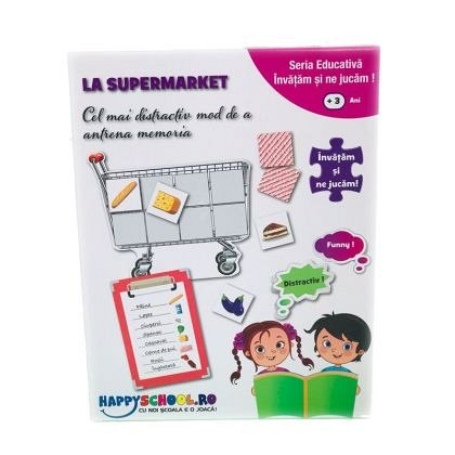 Joc La supermarket, Happyschool