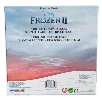 Joc Frozen, 2 in 1