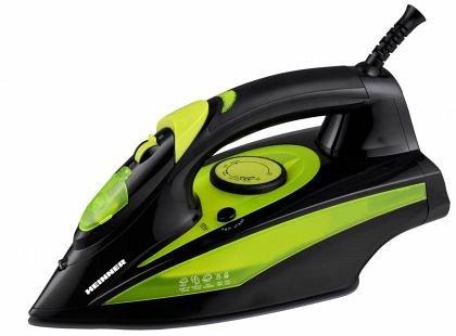 Fier de calcat Heinner XI-6060-GR Perform 6060, 2400W, talpa ceramica, auto-oprire, termostat reglab