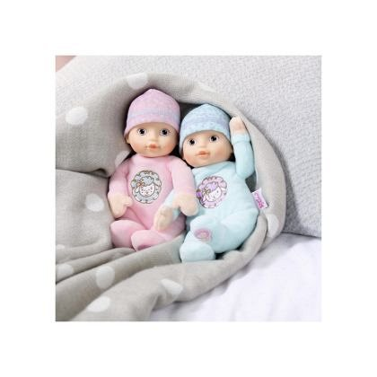 Papusa Zapf Baby Annabell - Bebelus 22 cm, diverse modele