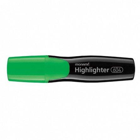 Textmarker Monami,1-4mm,604,verde