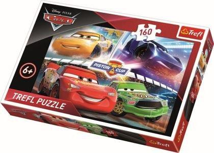 Puzzle Trefl - Cursa castigatoare, 160 piese
