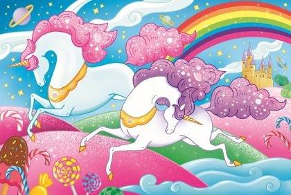 Puzzle Trefl - Unicorni, 160 piese