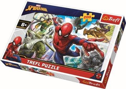 Puzzle Trefl - Nascut supererou, 200 piese