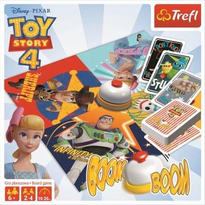 Joc Trefl - Toy Story 4, Boom boom